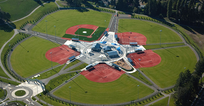 Bruce Dees & Associates » Regional Athletic Complex (RAC)