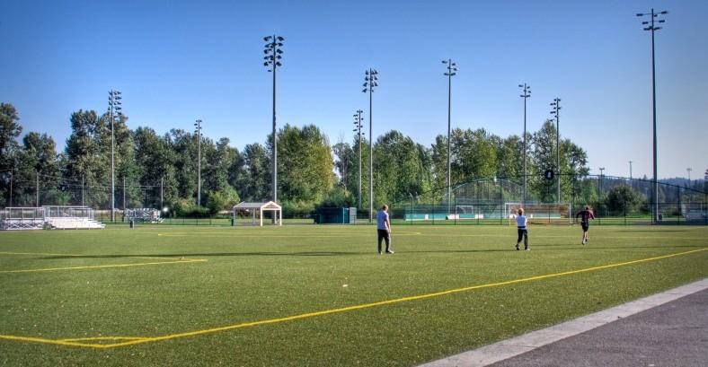 Marymoor Soccer Field