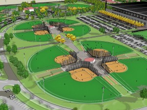 Field of Dreams Master Plan