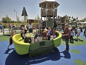 SERA Campus Playground and Sprayground