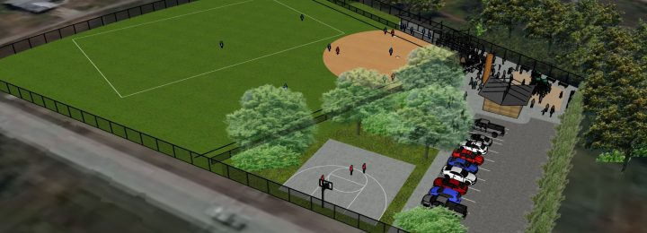 Construction Underway for the Billy Whiteshoes Memorial Park