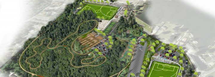 Master Plan Process Complete, Phase 1 Planning Underway for Allan Yorke Park Improvements